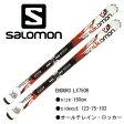 最終処分 サロモン スキービンディングセット スキー板 金具付 オールマウンテン SALOMON ENDURO LX750R