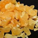 オレンジカルサイト ラフ原石 詰合せ【メキシコ産】【約200gセット】カルサイト|オレンジカルサイト|天然石|パワーストーン|詰合せ|原石|さざれ|方解石|ツーソン|