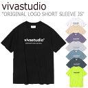 ビバスタジオ Tシャツ vivastudio メンズ レディース ORIGINAL LOGO SHORT SLEEVE JS オリジナル ロゴ ショート スリーブ 全8色 JSVT03 ウェア