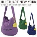 ジルスチュアート ニューヨーク ショルダーバッグ JILLSTUART NEW YORK レディース Logo color scheme shoulderbag ロゴ 配色 ショルダー バッグ 全3色 JABA0F504U2/3B2/2E2 バッグ
