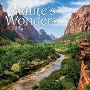 《2017年 カレンダー》TURNER ターナー社/Nature's Wonders TURNER ターナー社/Nature's Wonders