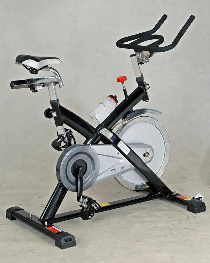 スピンバイク / DK-8910【大広】【エアロバイク】【スピンバイク】【ロードバイク】【健康器具】【smtb-u】 本格スピンバイク!フライホイール18kgの安定した走り!【エアロバイク】【健康器具】【ロードバイク】