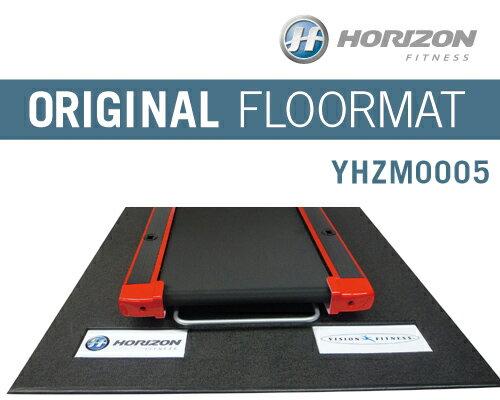 フロアマット YHZM0005 Evolve・Andes 6用【ホライゾンフィットネス】【ルームランナー マット】