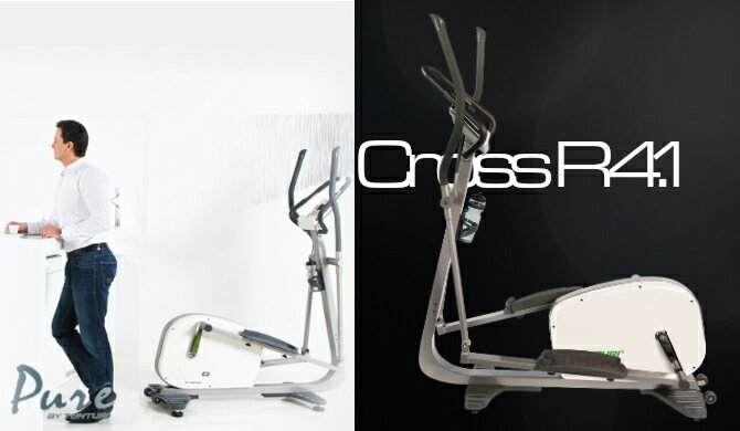 エリプティカルバイク/Pure Cross R4.1【送料無料】【TUNTURI(トゥントゥリ)】【エリプティカルバイク  】【健康器具】【ダイエット器具】05 ヨーロッパのブランドTUNTURIエリプティカルバイク。【少ない】