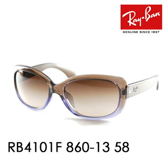 Ray-Ban RayBan Ray ) (-Ban JACKIE OHH ジャッキーオー RB4101F860/13 58 Ray-Ban private case with glasses-sunglasses What's up?