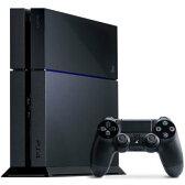 PS4 Sony PlayStation 4 500GB Console(プレイステーション4本体 500GB ジェットブラック 北米版)〈Nintendo〉
