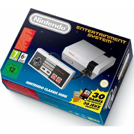Nintendo Classic Mini EU Edition(ニンテンドークラシックミ二 ヨーロッパ版)〈Nintendo〉