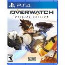 PS4 Overwatch-Origins Edition USA(PS4 オーバーウォッチ-オリジン エディション 北米版)〈Blizzard Entertainment〉
