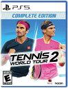 PS5 Tennis World Tour 2 北米版[新品]