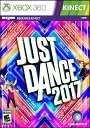 Xbox360 JUST DANCE 2017 (ジャストダンス2017 北米版)〈Ubisoft〉【新品】