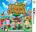 3DS ANIMAL CROSSING NEW LEAF USA(アニマルクロッシング ニューリーフ 北米版)〈Nintendo〉