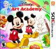 3DS Disney Art Academy USA(ディズニーアートアカデミー 北米版)〈Nintendo〉
