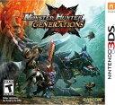 3DS MONSTER HUNTER GENERATIONS USA(モンスターハンタージェネレーション 北米版)〈Capcom〉