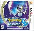 3DS POKEMON MOON(ポケモンムーン 北米版)〈Nintendo〉 11/18発売