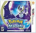【新作】3DS POKEMON MOON(ポケモンムーン 北米版)〈Nintendo〉 11/18発売