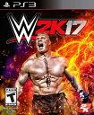 PS3 WWE 2K17(ダブリュダブリュイー2K17 北米版)〈2K Games〉【新品】