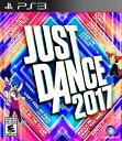 PS3 JUST DANCE 2017 (ジャストダンス2017 北米版)〈Ubisoft〉【新品】