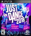 PS3 Just Dance 2018(ジャストダンス2018 北米版)〈Ubisoft〉[新品]