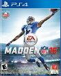 PS4 MADDEN NFL 16 USA(マッデン エヌエフエル 16 北米版)〈Electronic Arts〉
