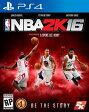 PS4 NBA 2K 16 USA(エヌビーエー ツーケー16 北米版)〈2K Games〉