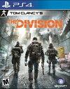 PS4 Tom Clancy's The Division USA(トムクランシー レインボーシックス シージ 北米版)〈Ubisoft〉【新作】