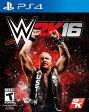 PS4 WWE 2K 16 USA(ダブリュダブリュイーツーケー16 北米版)〈2K Games〉