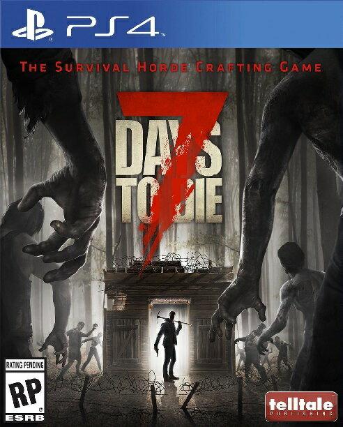 PS4 7 Days to Die USA(セブンデイズトゥーダイ 北米版)〈Tellta…...:uqvo:10000254