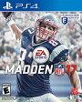 【新作】PS4 Madden NFL 17 (マッデン エヌエフエル 17 北米版)〈Electronic Arts〉8/23発売