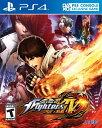 【新作】PS4 The King of Fighters XIV(キングオブファイター14 北米版)〈Atlus〉8/23発売