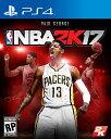 PS4 NBA 2K17(エヌビーエーツーケー17 北米版)〈2K Games〉【新品】