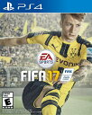 PS4 FIFA 17(フィファ17 北米版)〈Electronic Arts〉【新品】