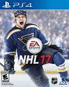 PS4 NHL 17(エヌエイチエル17 北米版)〈Electronic Arts〉【新品】