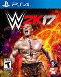 【新作】PS4 WWE 2K17 (ダブリュダブリュイー2K17 北米版)〈2K Games〉10/11発売