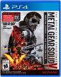 【新作】PS4 Metal Gear Solid V:The Definitive Experience (メタルギアソリッドV:デフィニティブエクスペリエンス 北米版)〈Konami〉10/11発売