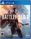 【新作】PS4 Battlefield 1 (バトルフィールド1 北米版)〈Electronic Arts〉10/21発売