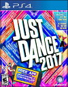 PS4 JUST DANCE 2017 (ジャストダンス2017 北米版)〈Ubisoft〉【新品】