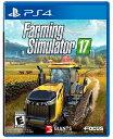 【新作】PS4 Farming Simulator 17(ファーミングシミュレーター17 北米版)〈Maximum Games〉10/25発売