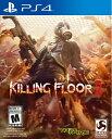 PS4 KILLING FLOOR 2(キリングフロアー2 北米版)〈Deep Silver〉【新品】