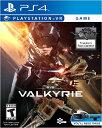 PS4 [PSVR] EVE:Valkyrie USA(イヴ:ヴァルキリー 北米版)〈Sony〉【新品】