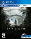 PS4 [PSVR] Robinson:The Journey USA(ロビンソン:ジャーニー 北米版)〈Sony〉