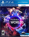 PS4 [PSVR] PlayStation VR Worlds USA(プレイステーションVRワールド 北米版)〈Sony〉
