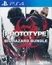 PS4 Prototype:Biohazard Bundle(プロトタイプ バイオハザードバンドル 北米版)〈Fun Labs〉[新品]