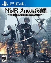 PS4 Nier:Automataニア:オートマタ 北米版〈Square Enix〉[新品]