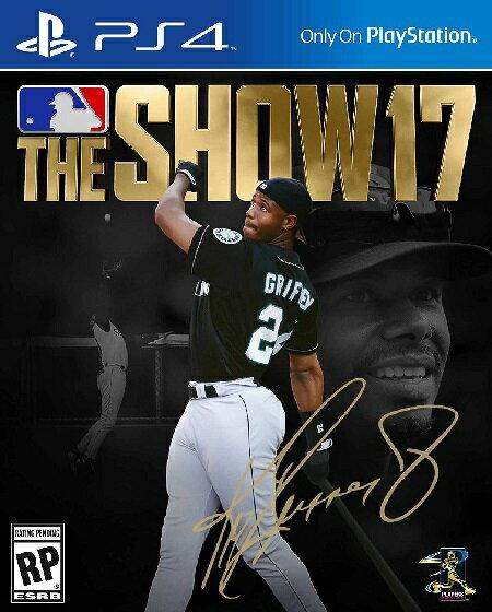 PS4 MLB The Show 17(エムエルビー ザショー17)〈Sony〉[新品]
