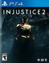 PS4 Injustice 2(インジャスティス2 北米版)〈Warner Home Video Games〉[新品]