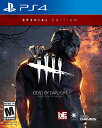 PS4 Dead by Daylight(デッドバイデイライト 北米版)〈505 Games〉6/2