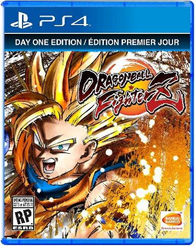 PS4 Dragon Ball FighterZ(ドラゴンボールファイターズ 北米版)〈Bandai Namco Entertainment America〉1/26発売[新品]