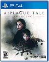 PS4 A Plague Tale:Innocence(プラーグテイルイノセンス 北米版)[新品]