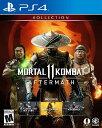 PS4 MORTAL KOMBAT 11: Aftermath Kollection 北米版[新品]