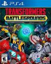 PS4 TRANSFORMERS BATTLEGROUNDS 北米版[新品]